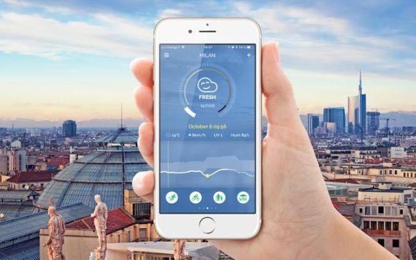 Najpopularniejsze aplikacje do monitorowania smogu