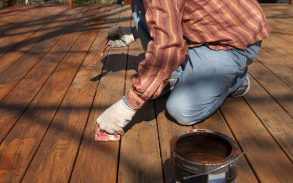 Błędy popełniane przy impregnacji drewnianego tarasu
