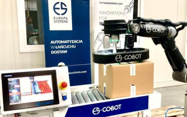 Ulga na robotyzację okiem polskiego integratora automatyki - Europa Systems