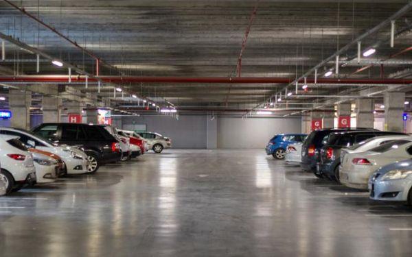 System ewidencji wolnych miejsc parkingowych
